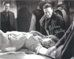 Barbara Shelley HAMMER HORROR Genuine Signed Autograph  10 x 8  COA  6485